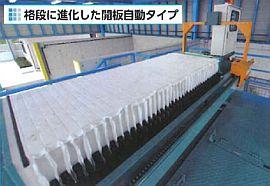 格段に進化した開板自動タイプ